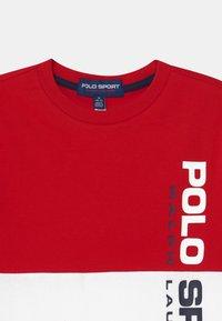 Polo Ralph Lauren - T-shirts print - red/white - 2