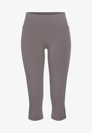 3/4 sports trousers - stone