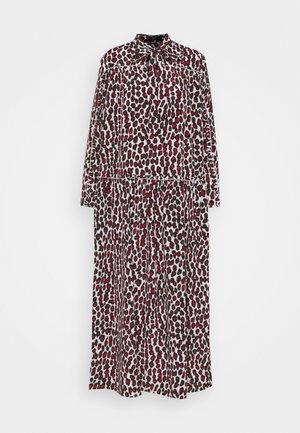 JULIE BOHEMIAN DRESS - Maxi šaty - red