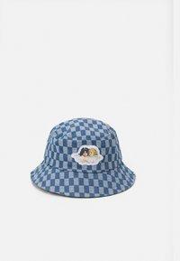 Fiorucci - CHECK BUCKET HAT UNISEX - Hat - pale blue - 1