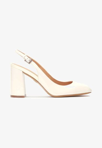 CASSIDY - High heels - Off-white