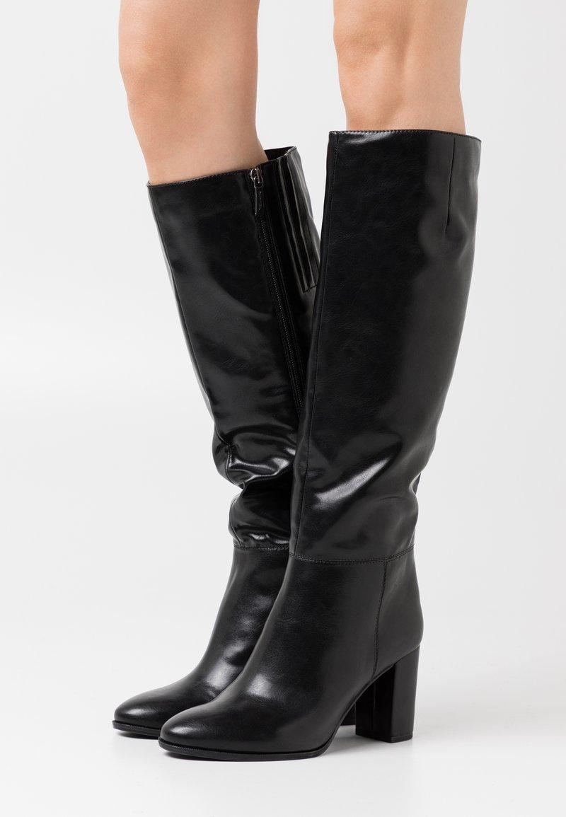 Tamaris - Boots - black matt