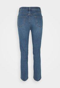J Brand - FRANKY HIGH RISE CROP BOOT - Straight leg jeans - earthen - 1