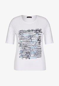 TR - Print T-shirt - wei㟠- 0