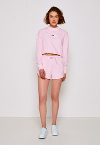 Tommy Jeans - PASTEL CREW - Mikina - romantic pink - 3