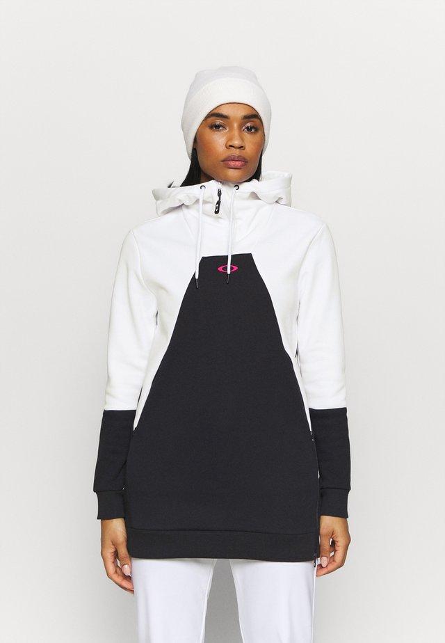 SNOWDROP - Huppari - black/white