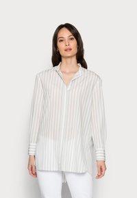 Marc O'Polo - BLOUSE - Button-down blouse - multi - 0