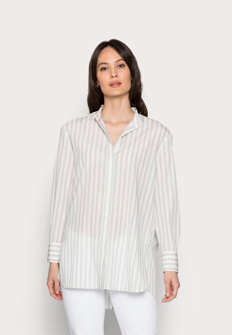Marc O'Polo - BLOUSE - Button-down blouse - multi