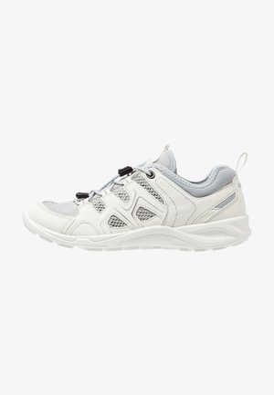 TERRACRUISE - Hiking shoes - shadow white/concrete