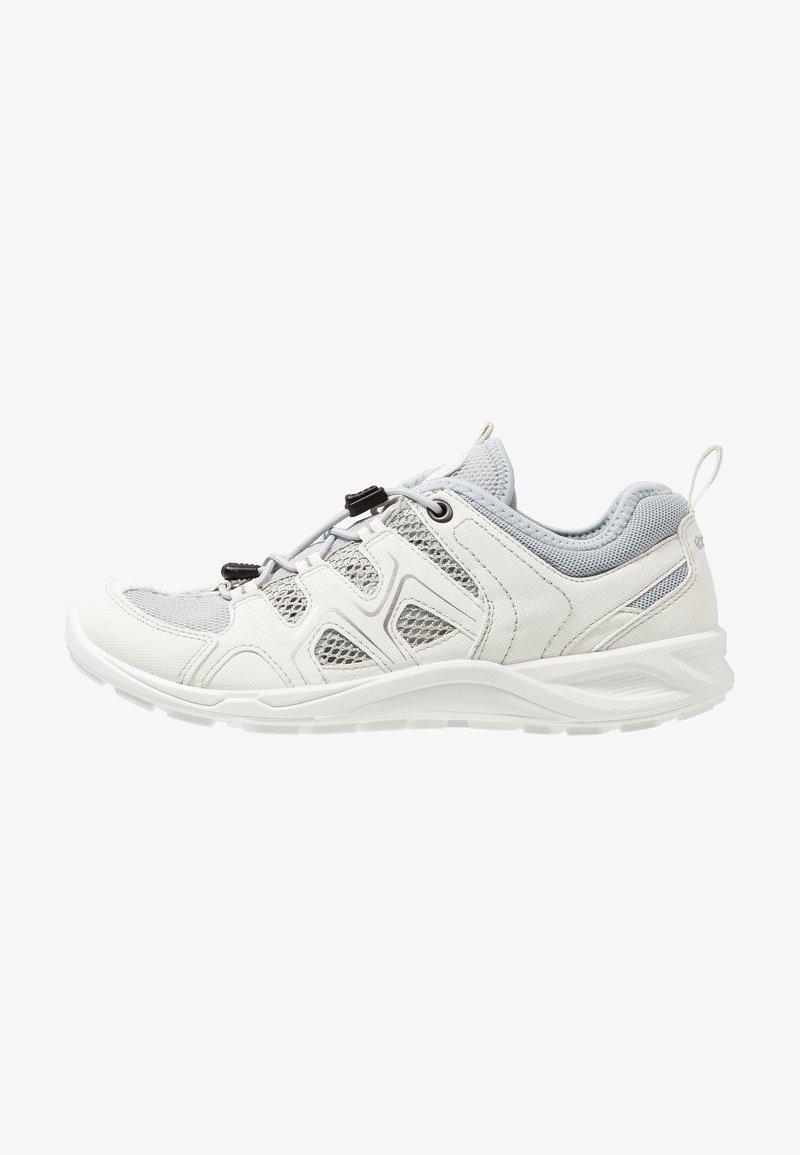 ECCO - TERRACRUISE - Hiking shoes - shadow white/concrete