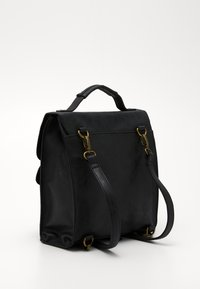 TYPO - SATCHEL BACKPACK - Reppu - black - 3