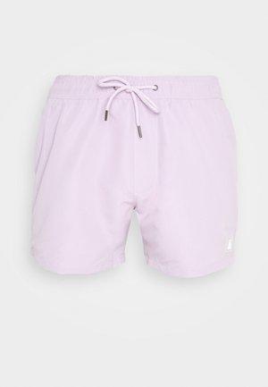 HESTER SWIM - Swimming shorts - purple
