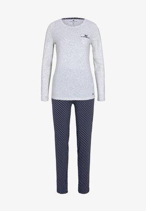 Pyžamová sada - blue allover