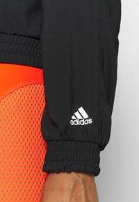 adidas Performance - Trainingsvest - black/white - 5