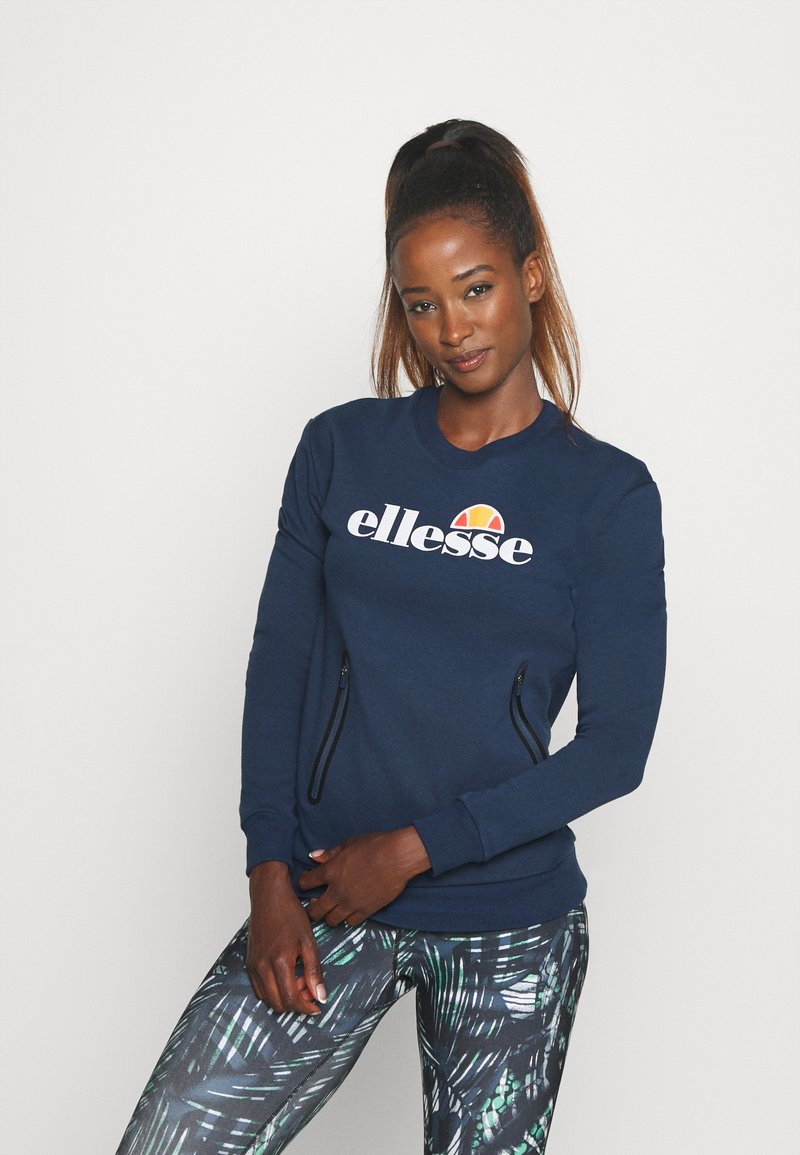 Ellesse - ORCIA - Sweatshirt - navy