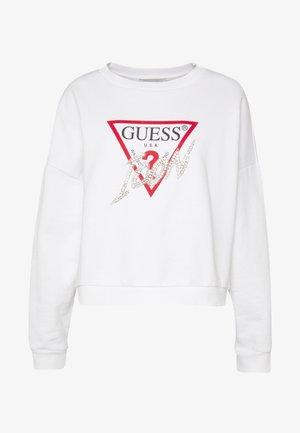 ICON  - Sweatshirt - blanc pur