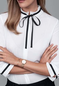 Daniel Wellington - PETITE MELROSE 28M - Zegarek - rosegold-coloured - 0