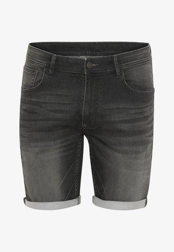 Jeansshorts - grey stone wash