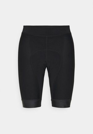 ENDUR SOLID SHORTS - Tights - black
