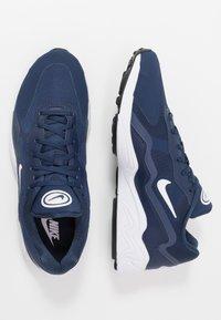 Nike Sportswear - ALPHA LITE - Trainers - midnight navy/white/black - 1