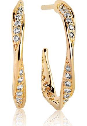 CREOLE CETARA PICCOLO - Earrings - gelbgold