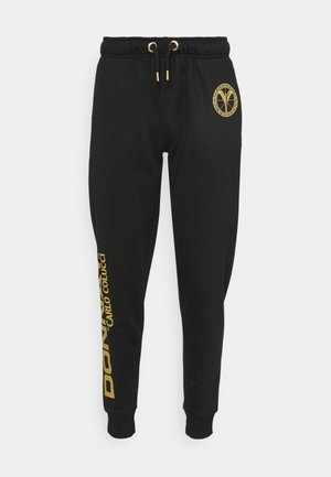 DONNAY X CARLO COLUCCI - Tracksuit bottoms - black gold