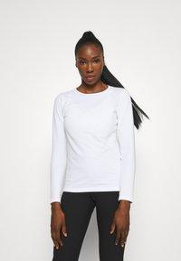 Peak Performance - ORIGINAL - Maglietta a manica lunga - white - 0
