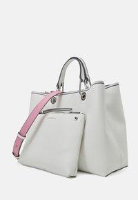 Emporio Armani - MYEABORSA SHOPPING SET - Tote bag - bia/rosa/navy - 4