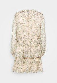 Gina Tricot - AMBER PLEATED DRESS - Day dress - peach - 6