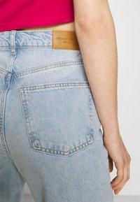Gina Tricot - IDUN STRAIGHT  - Jeans straight leg - blue - 3