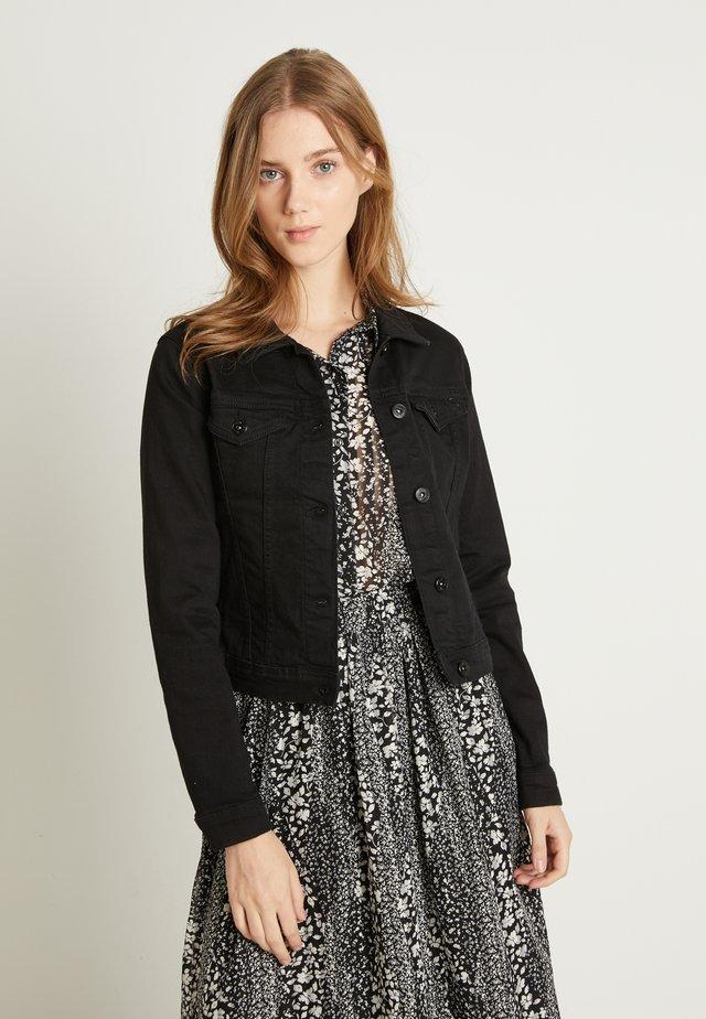 IHSTAMP - Džínová bunda - black