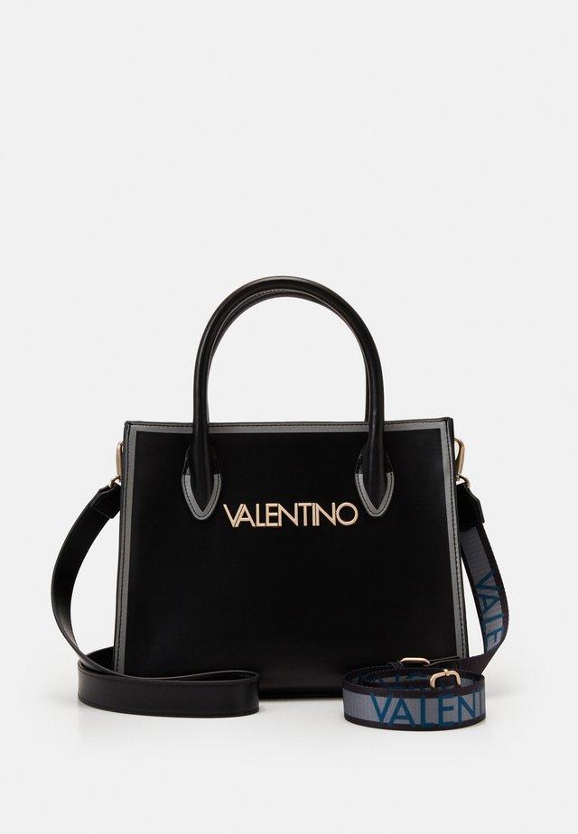 MAYOR - Handbag - nero/grigio