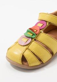 Froddo - CARTE MEDIUM FIT - Sandaler - yellow - 2