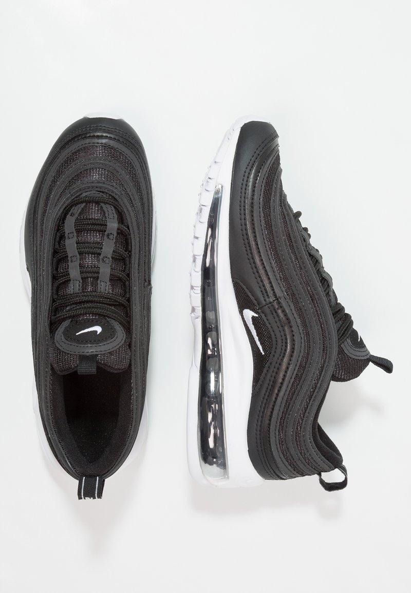 Nike Sportswear - AIR MAX 97 UNISEX - Sneakersy niskie - black/white