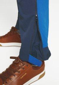 Norrøna - FALKETIND FLEX HEAVY DUTY  - Pantaloni outdoor - blue - 3