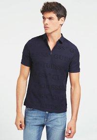 Guess - Polo shirt - blau - 0