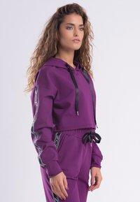 Zoe Leggings - Hoodie - purple - 3