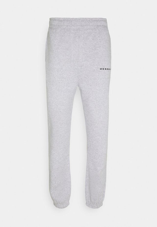 ESSENTIAL UNISEX - Trainingsbroek - grey marl