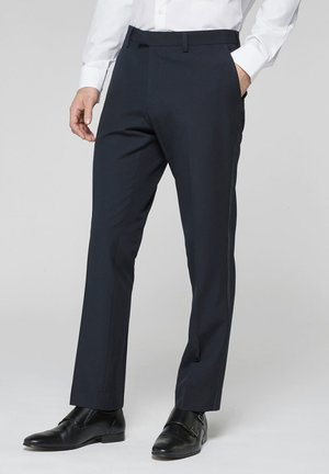 TUXEDO - Pantalon - blue