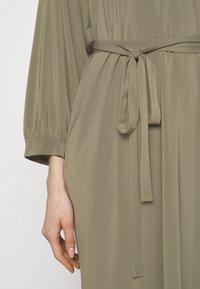Max Mara Leisure - ZELINDA - Jersey dress - moosgruen - 6