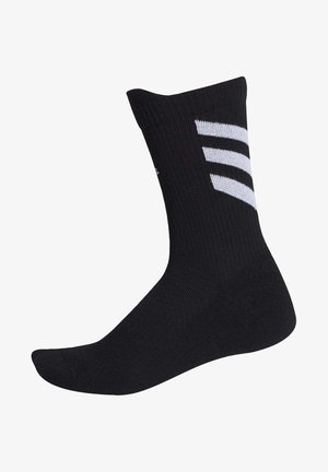 ALPHASKIN CREW SOCKS - Urheilusukat - black