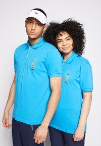 Lacoste - POLAROID UNISEX - Polo shirt - blue - 0
