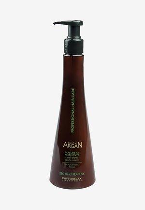 ARGAN NOURISHING MASK  - Maschera per capelli - -
