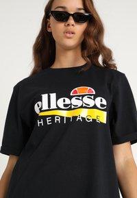 Ellesse - GRETA - Jersey dress - anthracite - 4