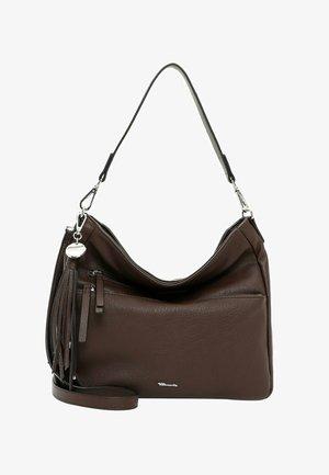 ADELE - Handbag - darkbrown