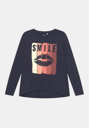 NKFVIOLET - Camiseta de manga larga - dark sapphire