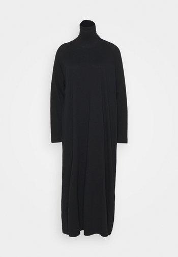 FAKOBAY - Robe longue - noir vintage