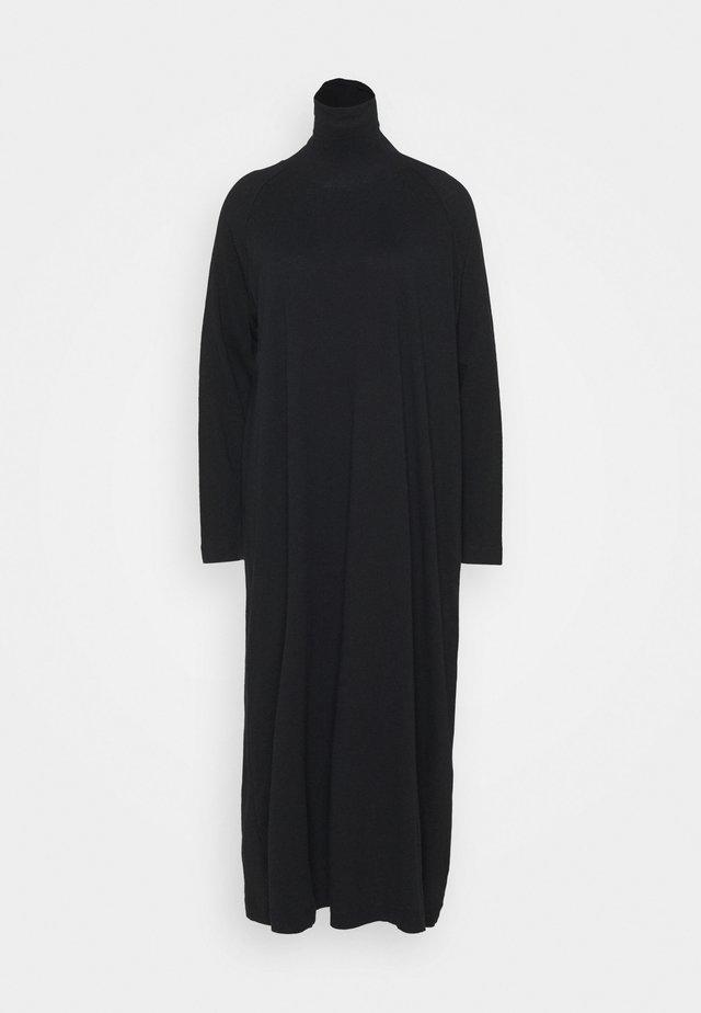 FAKOBAY - Maxi-jurk - noir vintage