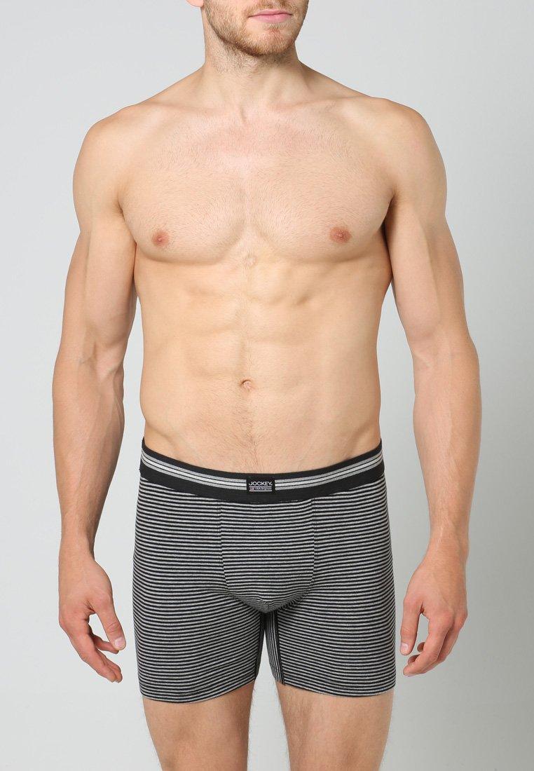 Men COTTON STRETCH LONG LEG TRUNK 3 PACK - Pants
