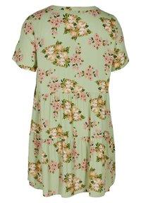 Zizzi - Shirt dress - green - 5